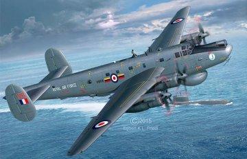 Avro Shackleton AEW2 · RE 04920 ·  Revell · 1:72
