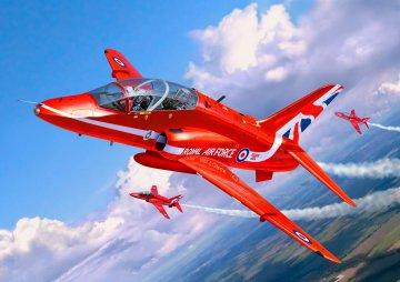 BAe Hawk T.1 Red Arrows · RE 04921 ·  Revell · 1:72