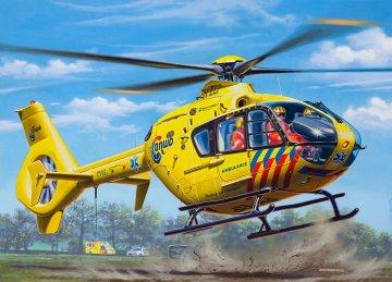 EC135 Nederlandse Trauma Helicopter · RE 04939 ·  Revell · 1:72