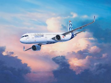 Airbus A321 Neo · RE 04952 ·  Revell · 1:144
