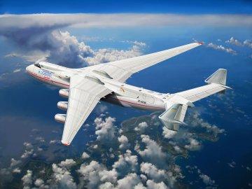 Antonov AN-225 Mrija · RE 04957 ·  Revell · 1:144