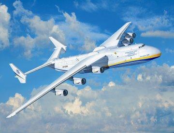Antonov An-225 Mrija · RE 04958 ·  Revell · 1:144