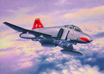 British Phantom FGR Mk.2 · RE 04962 ·  Revell · 1:48