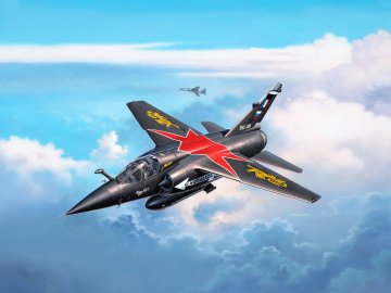 Mirage F.1C · RE 04971 ·  Revell · 1:72