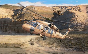 UH-60 · RE 04976 ·  Revell · 1:72