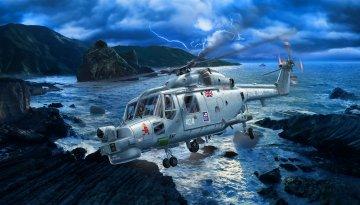 Westland Lynx  Mk. 8 · RE 04981 ·  Revell · 1:32
