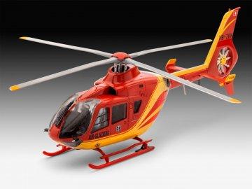 EC135 AIR-GLACIERS · RE 04986 ·  Revell · 1:72