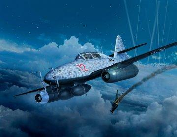 Messerschmitt Me 262 B-1 Nightfighter · RE 04995 ·  Revell · 1:32