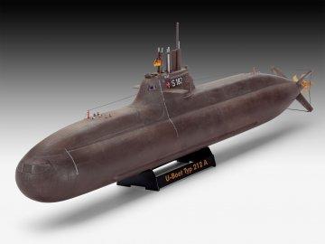 U-Boot Klasse 212 A · RE 05019 ·  Revell · 1:144
