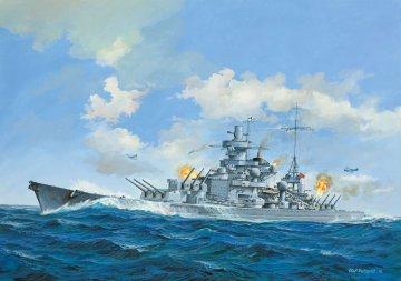 Scharnhorst · RE 05037 ·  Revell · 1:570