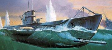U-Boot U-99 · RE 05054 ·  Revell · 1:125