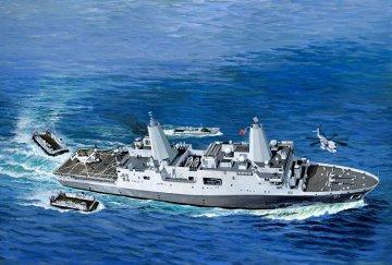USS New York · RE 05118 ·  Revell · 1:350