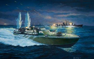 Patrol Torpedo Boat PT109 · RE 05147 ·  Revell · 1:72
