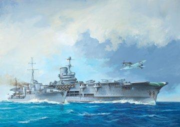 HMS Ark Royal & Tribal Class Destroyer · RE 05149 ·  Revell · 1:720