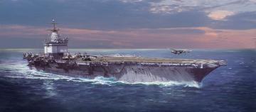 USS Enterprise CVN-65 - Platinum Edition · RE 05173 ·  Revell · 1:400