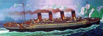 R.M.S. Titanic · RE 05215 ·  Revell · 1:570