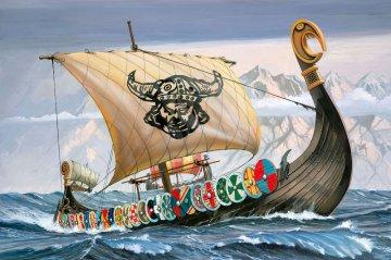 Viking Ship · RE 05403 ·  Revell · 1:50