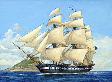 Fregate D.Fernando II e Gloria · RE 05413 ·  Revell · 1:200