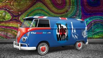 Geschenkset VW T1 - The Who · RE 05672 ·  Revell · 1:24