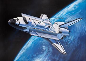 Geschenkset - Space Shuttle, 40th. Anniversary · RE 05673 ·  Revell · 1:72