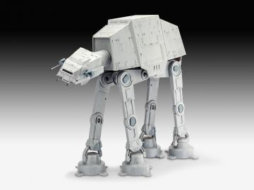 AT-AT - 40th Anniversary - The Empire strikes back · RE 05680 ·  Revell · 1:52