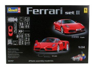 Geschenkset *Ferrari* · RE 05707 ·  Revell · 1:24