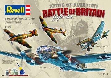 Geschenkset Battle of Britain · RE 05711 ·  Revell · 1:72