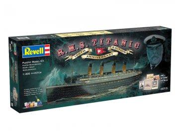 RMS Titanic - Geschenkset 100 Jahre · RE 05715 ·  Revell · 1:400