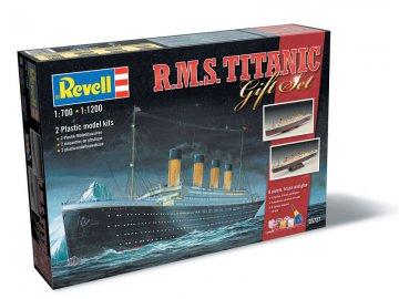 RMS Titanic - Geschenkset · RE 05727 ·  Revell