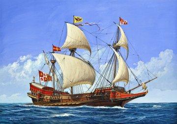 Spanish Galeon · RE 05899 ·  Revell · 1:450