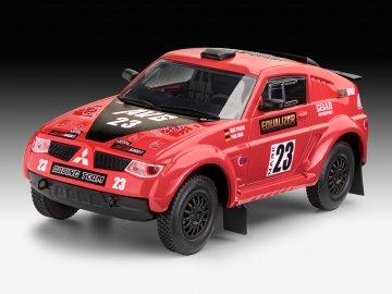 Rallye Racer - Build & Play · RE 06401 ·  Revell · 1:32