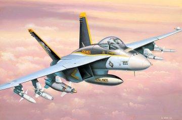 F-18F Hornet · RE 06626 ·  Revell · 1:100