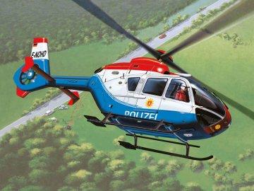 EC-135 Polizei easykit · RE 06635 ·  Revell · 1:72
