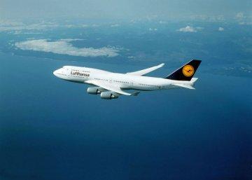 Boeing 747 Lufthansa · RE 06641 ·  Revell · 1:288