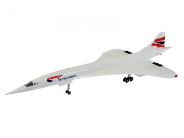 Concorde · RE 06642 ·  Revell · 1:200