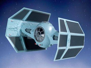 Star Wars, Darth Vader`s Tie Fighter **easykit** · RE 06655 ·  Revell