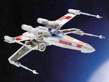 Star Wars, X-wing Fighter (Luke Skywalker) **easykit** · RE 06656 ·  Revell