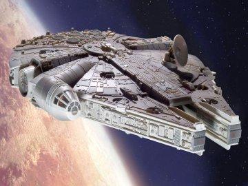 Star Wars, Millennium Falcon **easykit** · RE 06658 ·  Revell