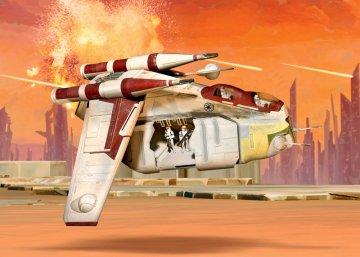 Republic Gunship (Clone Wars) · RE 06667 ·  Revell