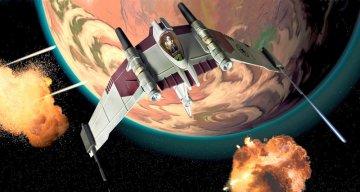 V-19 Torrent Starfighter (Clone Wars) · RE 06669 ·  Revell