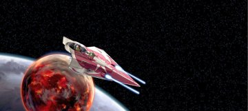 Ahsoka Tano´s Jedi Starfighter · RE 06674 ·  Revell · 1:40