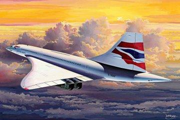Concorde British Airways MiniKit · RE 06701 ·  Revell