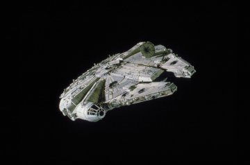 Millenium Falcon · RE 06718 ·  Revell · 1:72