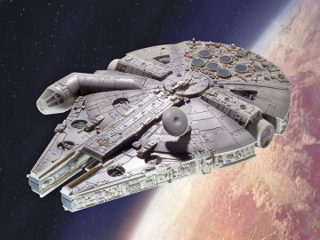 Millennium Falcon **easykit pocket** · RE 06727 ·  Revell