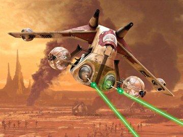 Republic Gunship **easykit pocket** · RE 06729 ·  Revell