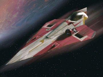 Jedi Starfighter **easykit pocket** · RE 06731 ·  Revell