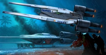 Build&Play Rebel U-Wing Fighter · RE 06755 ·  Revell · 1:100