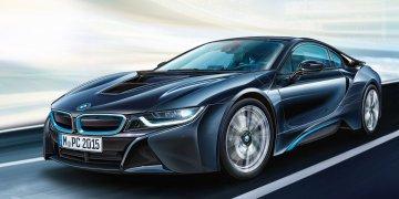 BMW i8 · RE 07008 ·  Revell · 1:24