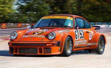 Porsche 934 RSR Jägermeister · RE 07031 ·  Revell · 1:24