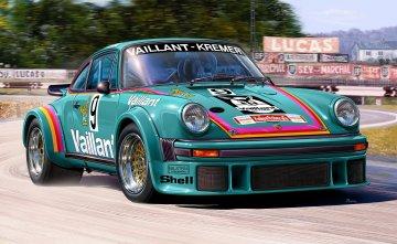 Porsche 934 RSR Vaillant · RE 07032 ·  Revell · 1:24